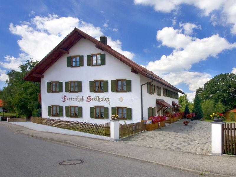 Ferienwohnung Mohnblume im Haus Seethaler
