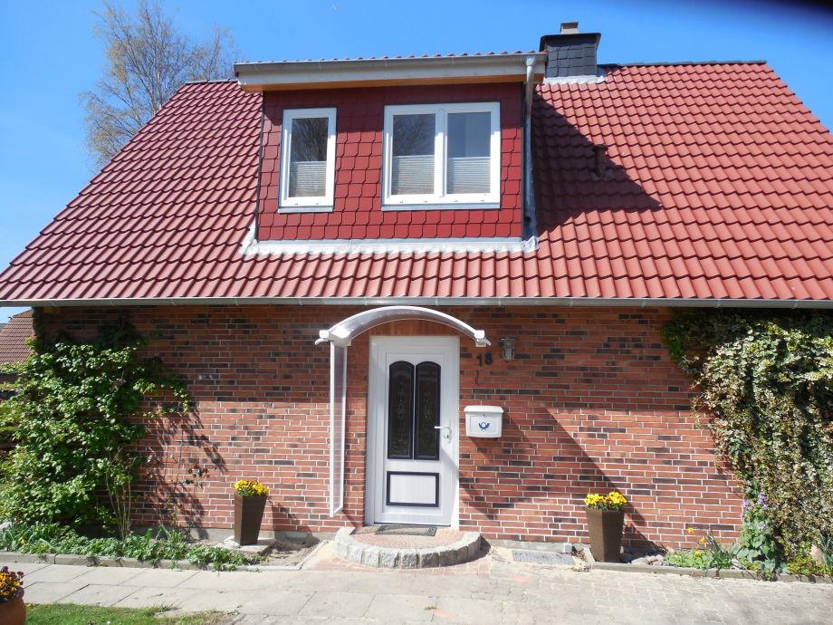 Außenaufnahme Haus Friesenwall