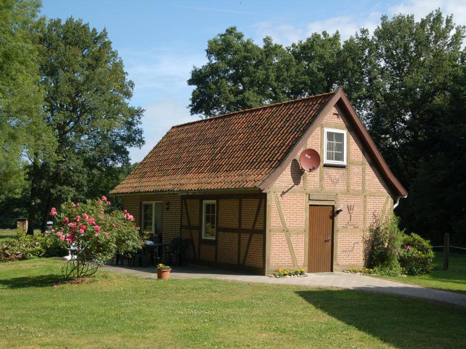 """Das """" Alte Backhaus"""""""