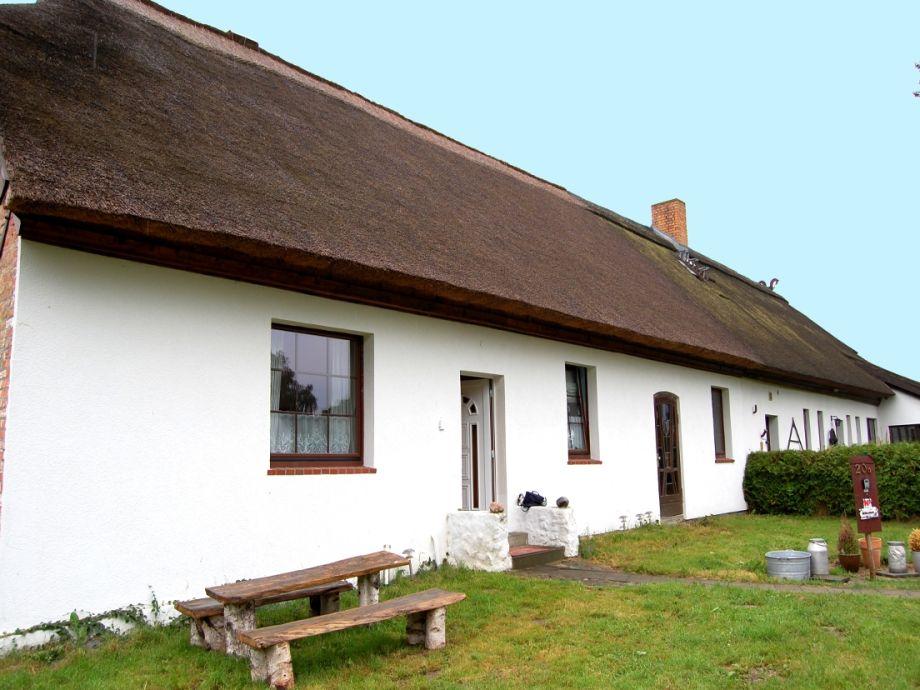 Ferienhaus in der Nähe der Insel Usedom in Salchow Haus