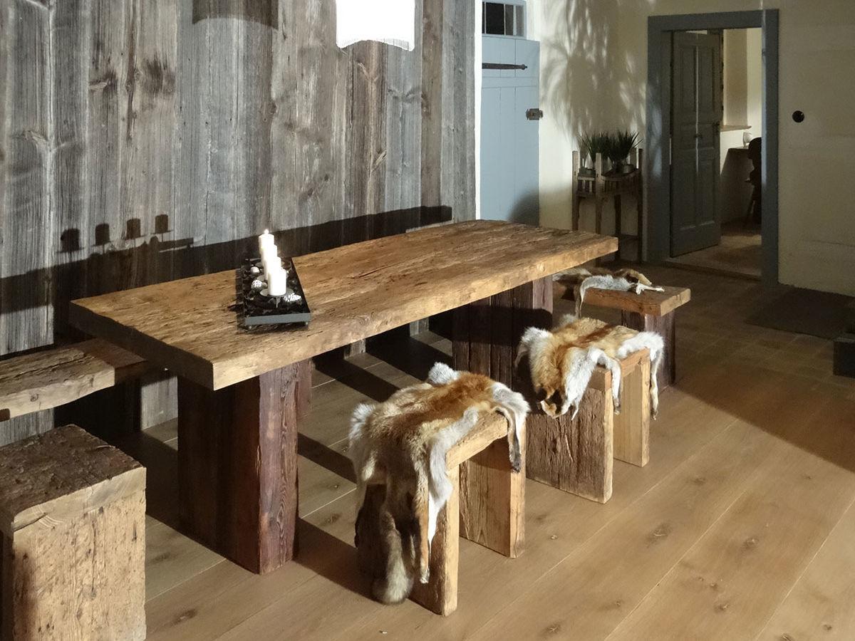 Ferienwohnung ickelhaus erdgeschoss steigerwald for Wohnzimmer esstisch