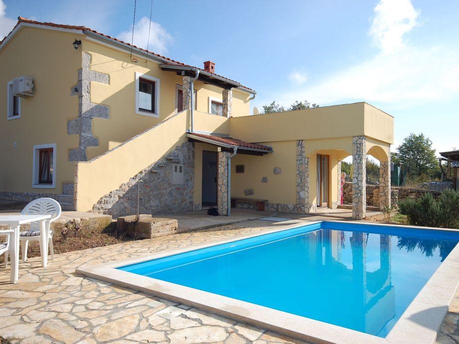 Ferienwohnung Di Murro Maar mit Pool