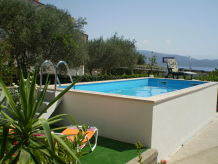 Holiday apartment Damis A/4 plavi
