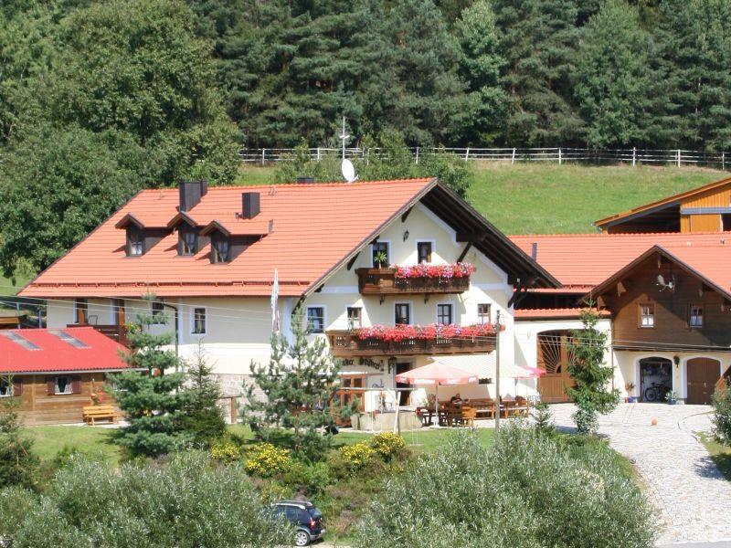Ferienwohnung CAPRICE auf dem Ferienhof & Gestüt Landgut Lisse