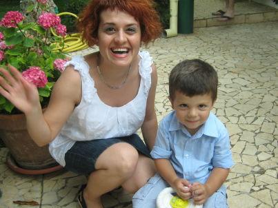 Ihr Gastgeber Maja Bizjak