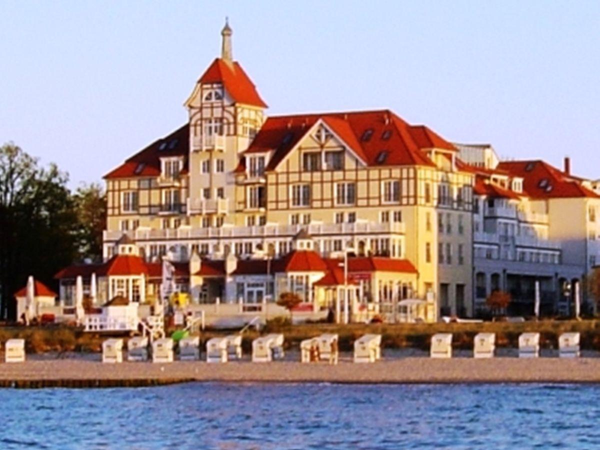 Ferienwohnung Haus Meeresblick Wohnung 1 19 Kühlungsborn