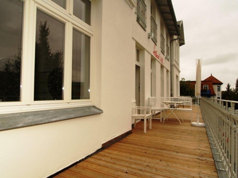 Außenaufnahme Seebad Villa Whg. 24-05