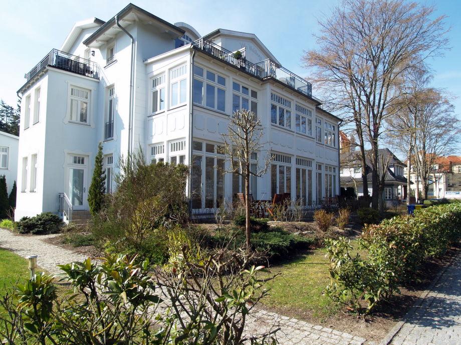 Außenaufnahme Villa Waldburg Whg. VW-08..
