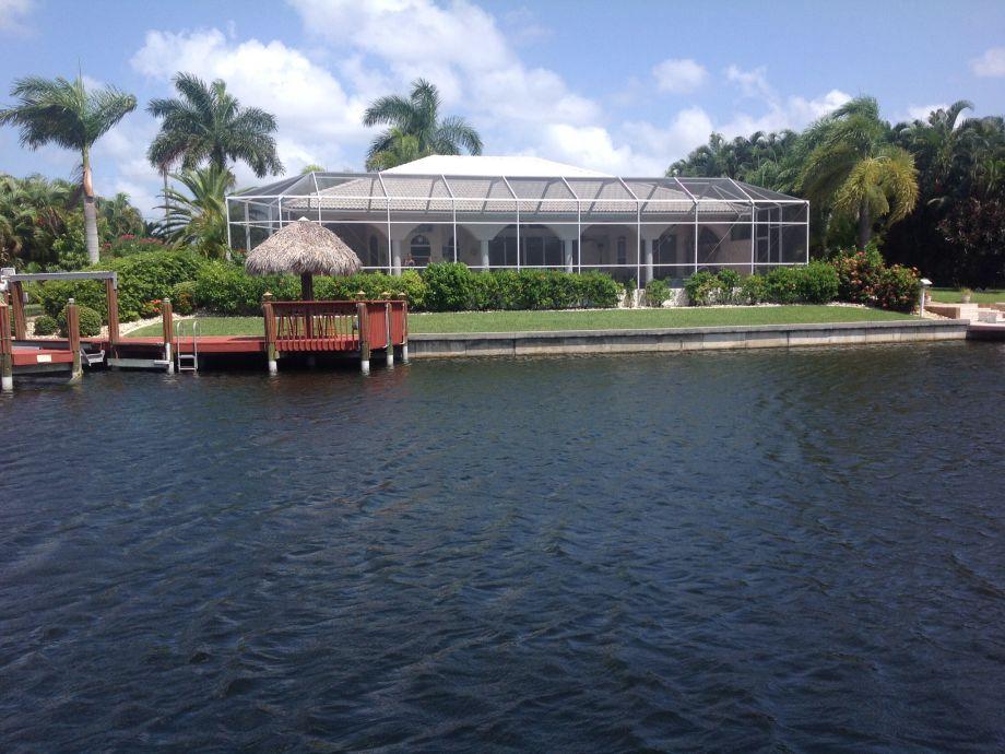 Villa Coral Sun Cape Coral Florida Golfk Ste Usa