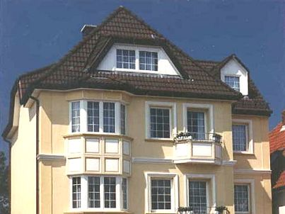 02 Wangerooge Haus Nordsee in Duhnen