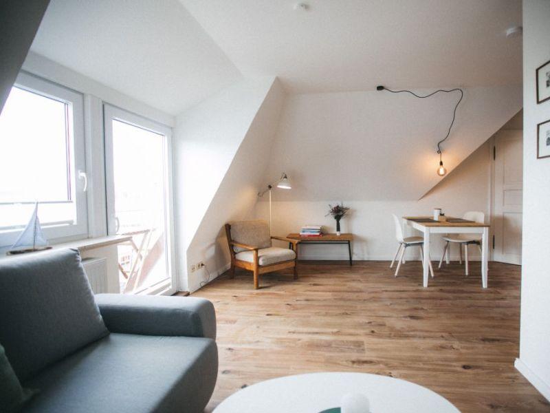 Skandinavische Ferienwohnung in Duhnen