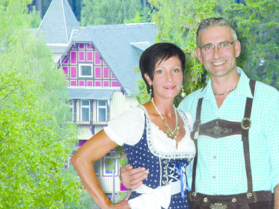 Ihr Gastgeber Birgit & Manfred Scholand