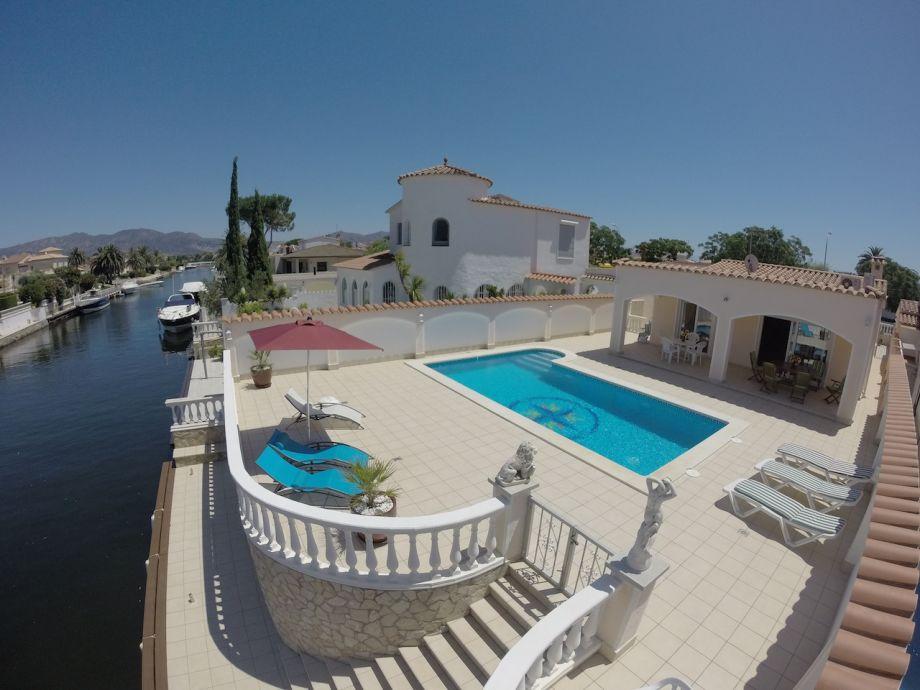 Außenaufnahme Casa Don Josè with private pool