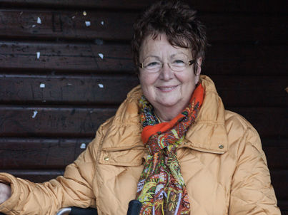 Ihr Gastgeber Ursula Naudiet