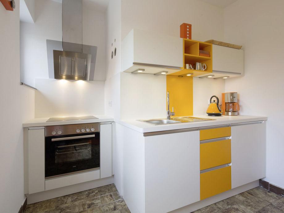 Schicke Küche