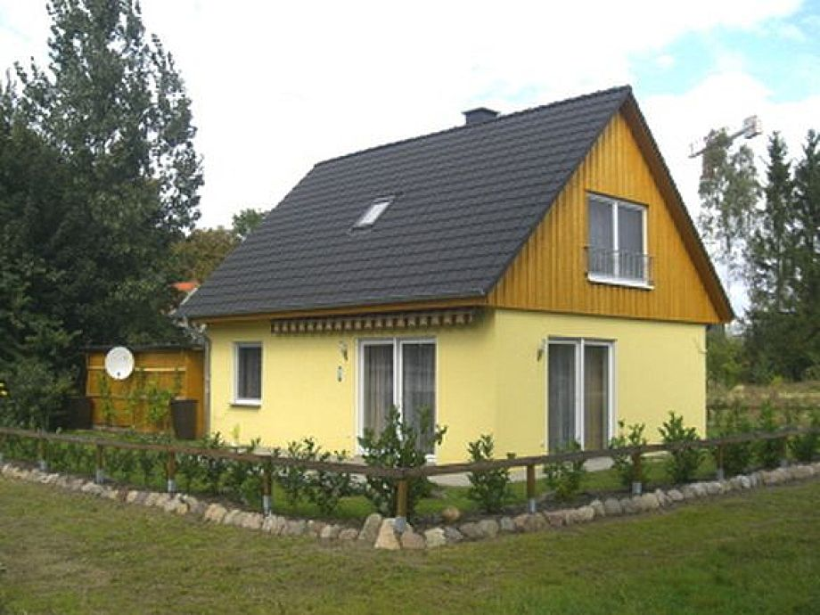 Ferienhaus in Untergöhren am Fleesensee