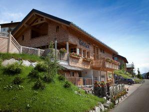 Ferienwohnung 3 im Damülser Holzhus