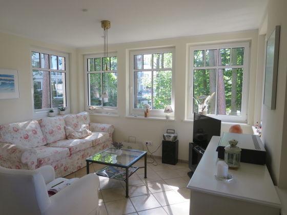 ferienwohnung 3 neue villa ernst ostsee insel usedom. Black Bedroom Furniture Sets. Home Design Ideas