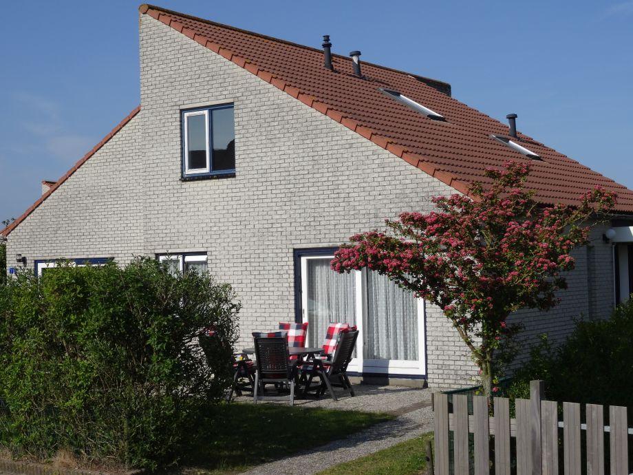 Villa Muschelsucher mit Süd-West-Terrasse