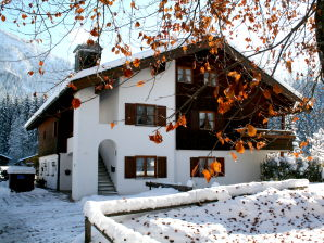 Holiday apartment Luisenhof Oberstdorf