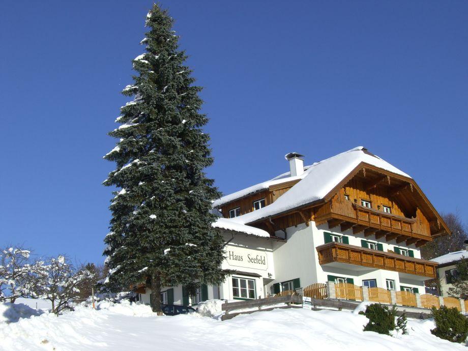 "Winterfoto Haus ""Seefeld"""