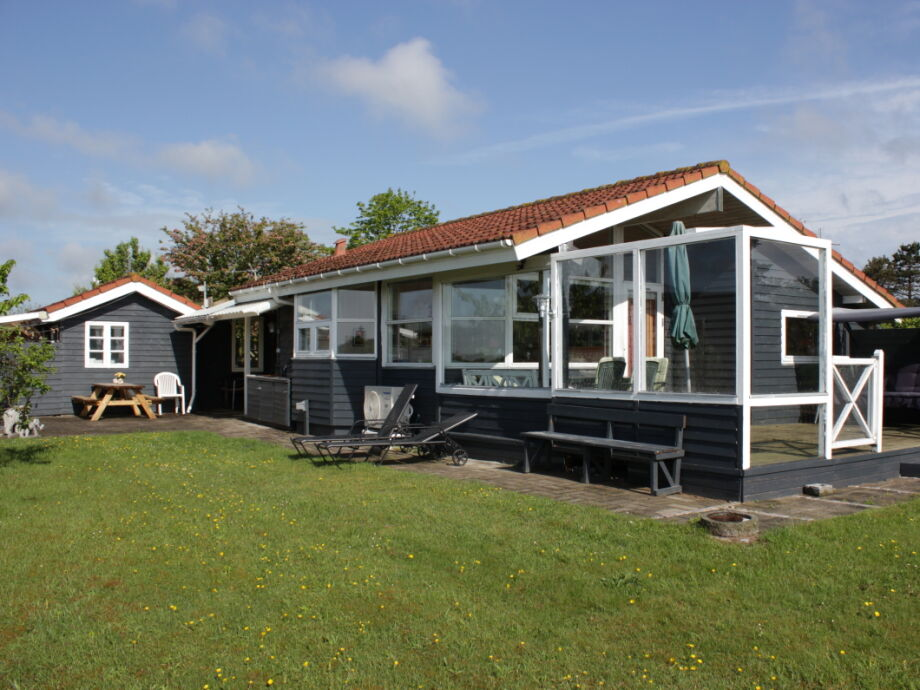 """Das """"Spitze"""" Strandhaus 1. Reihe 100m"""