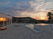 New Stone Villa with Pool