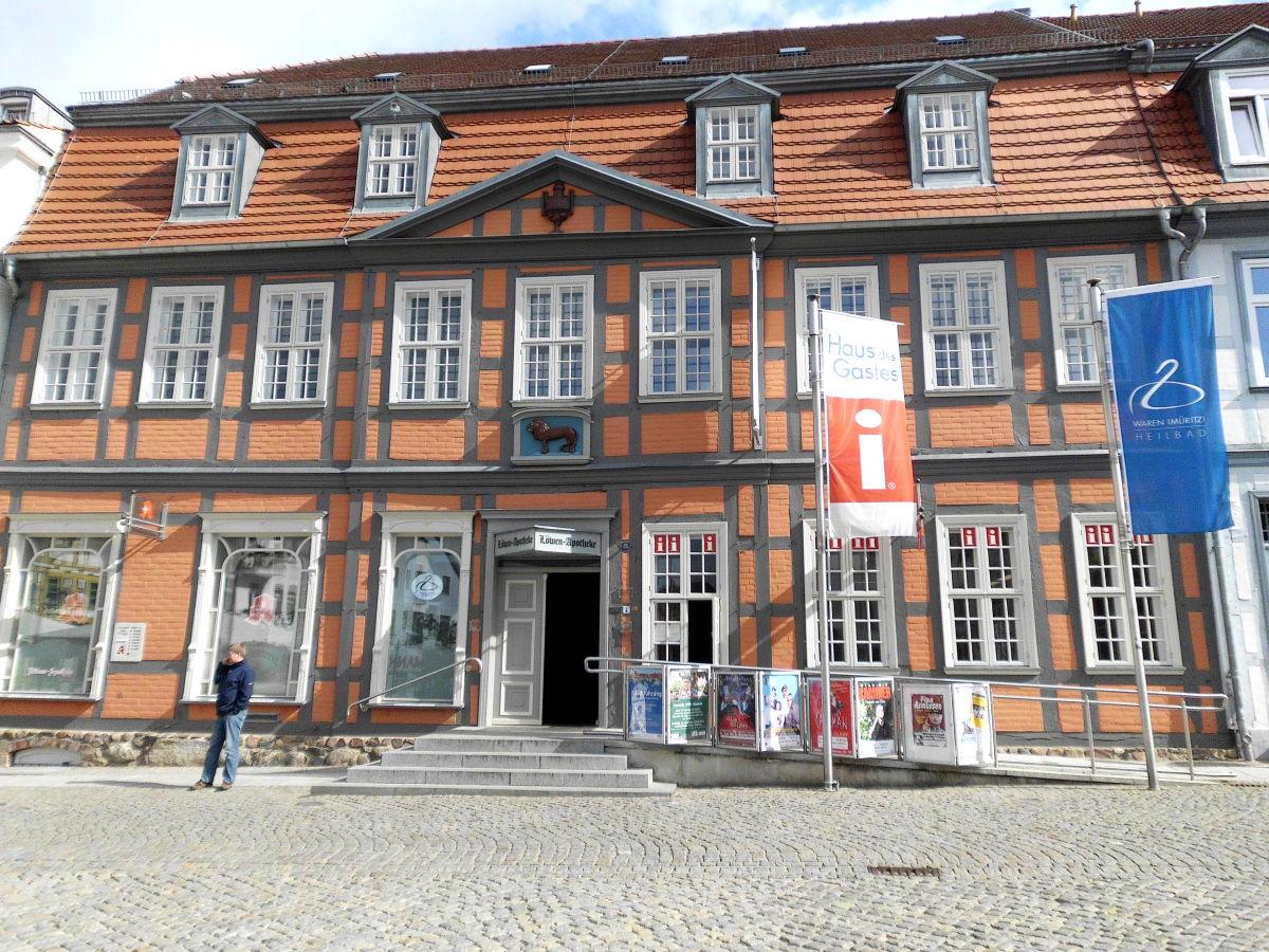Ferienwohnung Sterzenbach Waren Müritz Familie Kerstin