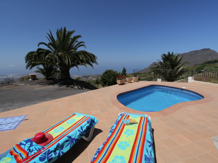 Casa Jorkie - der Pool