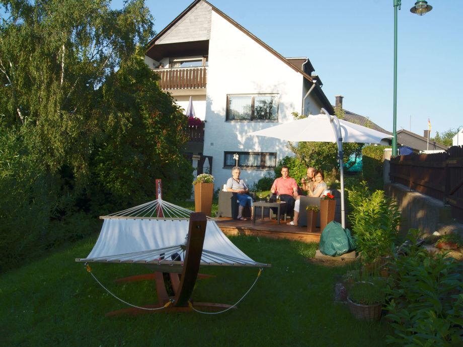 Außenaufnahme Haus Starkenburg