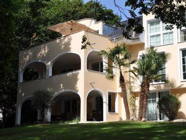 Ferienwohnung Park-Villa /Wohnung La Pergola