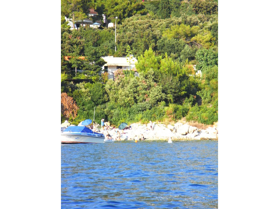 Bungalow Helena - view from the sea