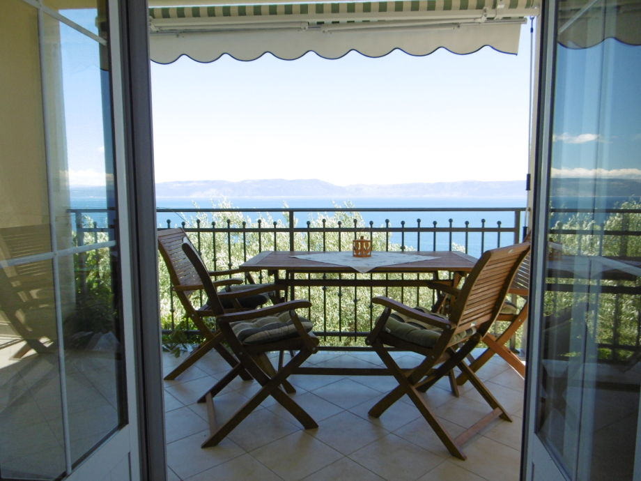 Außenaufnahme Villa Mare e Fiori Apartment Vista