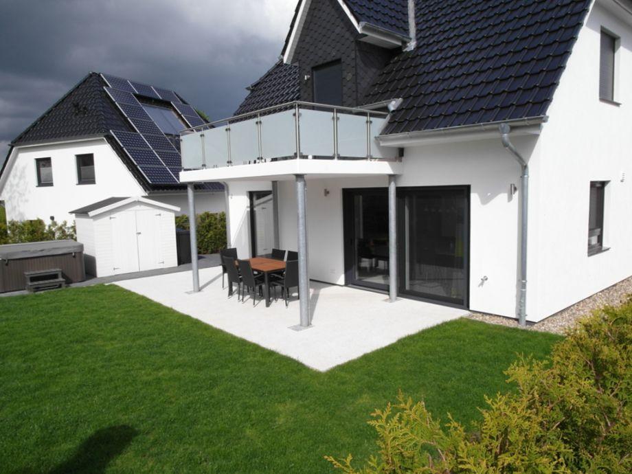 Villa Sonnensee Terrasse
