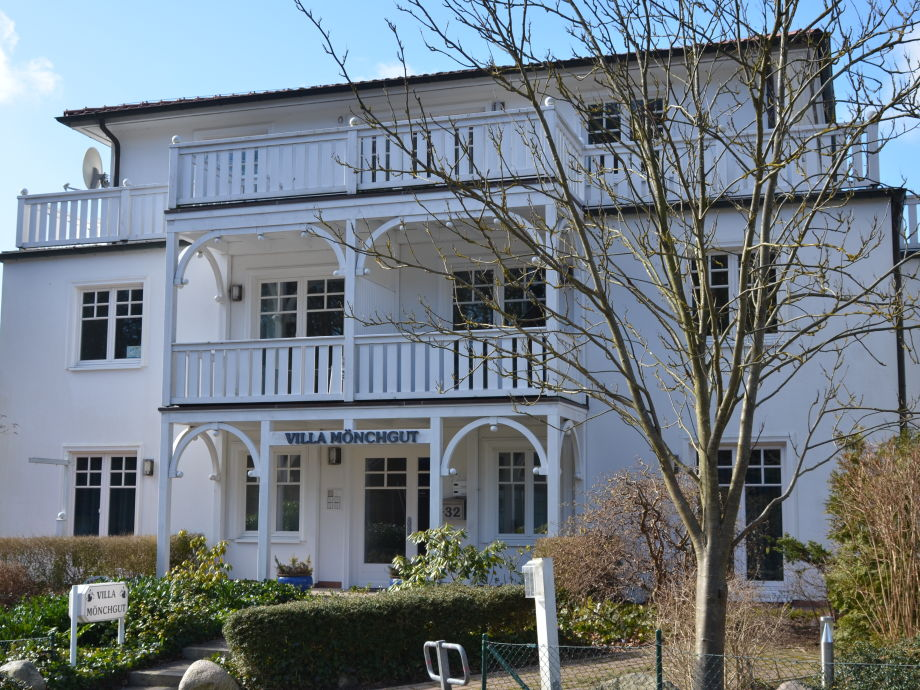 Außenaufnahme 840008 Villa Mönchgut Binz