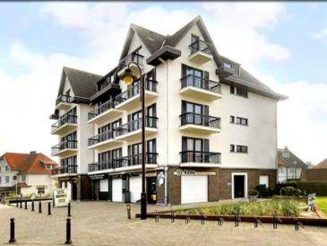 """Ferienwohnung D2 in Ferienresidenz """"Hotel van Brugge"""""""