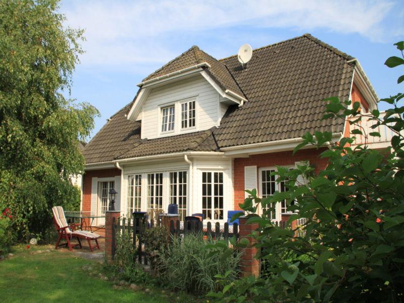 Ferienhaus Klockenhagen Nähe Ostsee