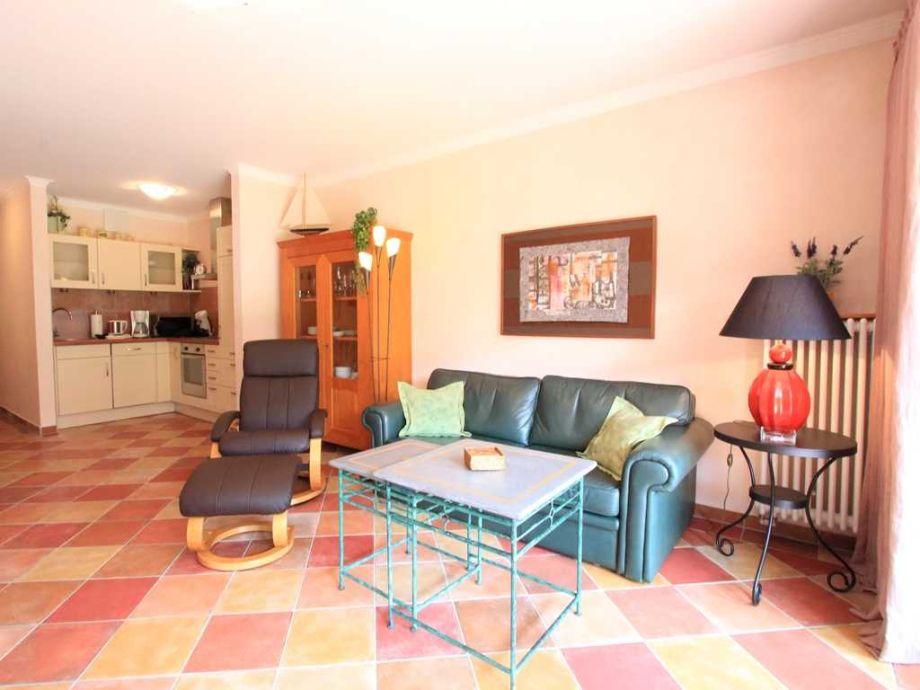 Wohnzimmer mit Relax-Sessel