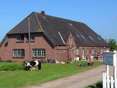 Ferienhof Frey, Wohnung für 5 Personen