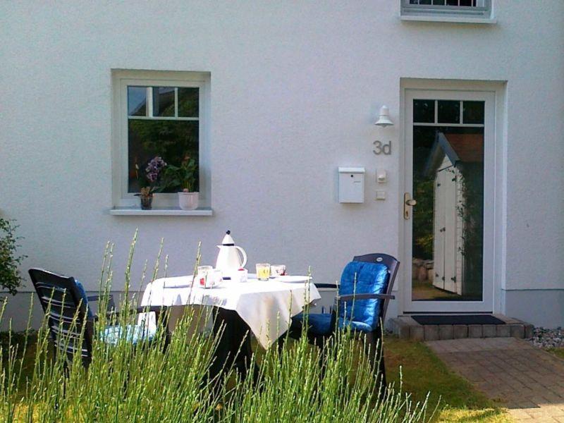 Ferienwohnung Ginsterweg 3d (Dünenresidenz)