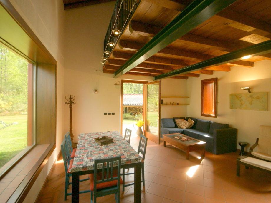 Villa Case Sparse, Italien, Piemont, Lago Maggiore, Stresa ...