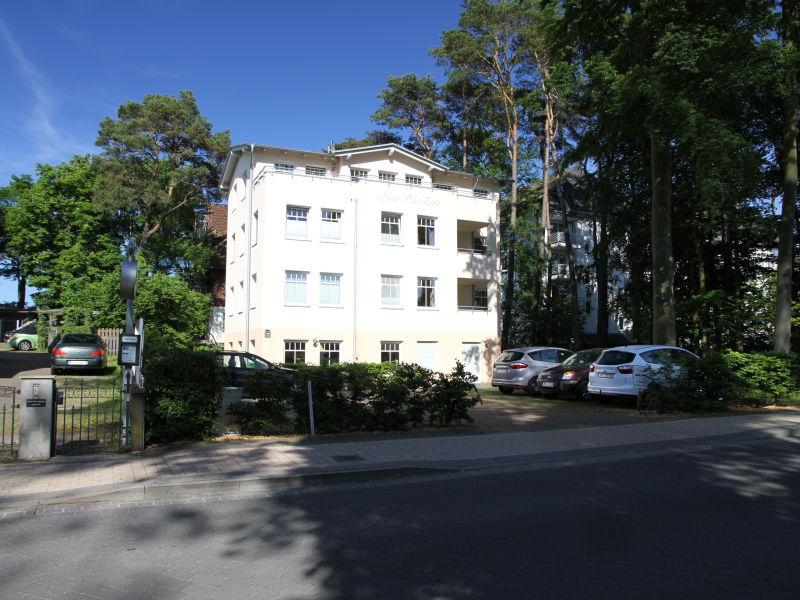 Ferienwohnung Neue Villa Ernst Wg 1