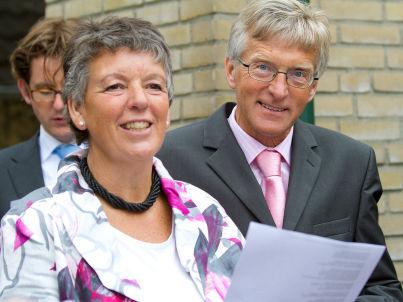 Ihr Gastgeber Anneke Sijbrandij
