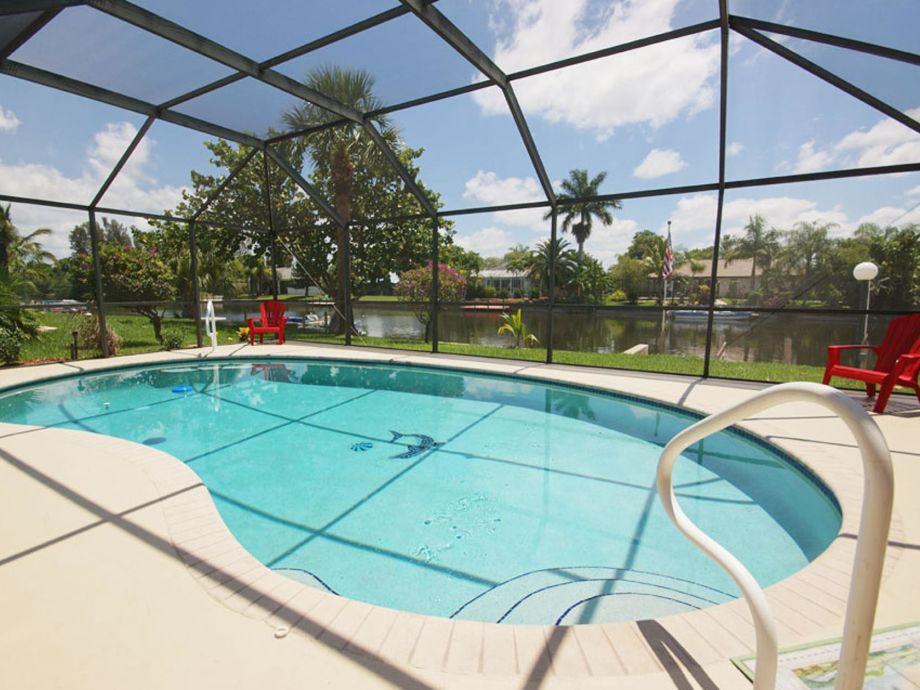 Cape Coral in Florida, ein Ort zum entspannen