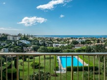 Traumhaftes Apartment mit spektakulärem Panorama-Meerblick!!!