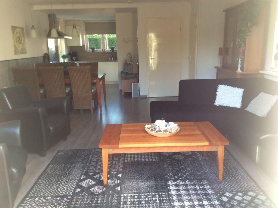 Ferienwohnung Oesterbaai Mit Sauna Und Jacuzzi Zeeland Herr - Whirlpool im wohnzimmer