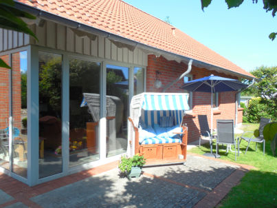 """Ferienhaus """"Meersand"""" an der schönen blauen Ostsee"""