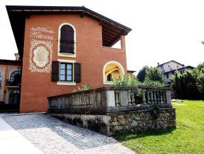 Ferienwohnung Villa S. Caterina, 2 Zi-Whg Dachgeschoss