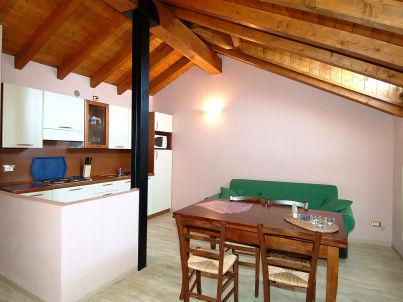Villa S. Caterina, 2 Zi-Whg Dachgeschoss