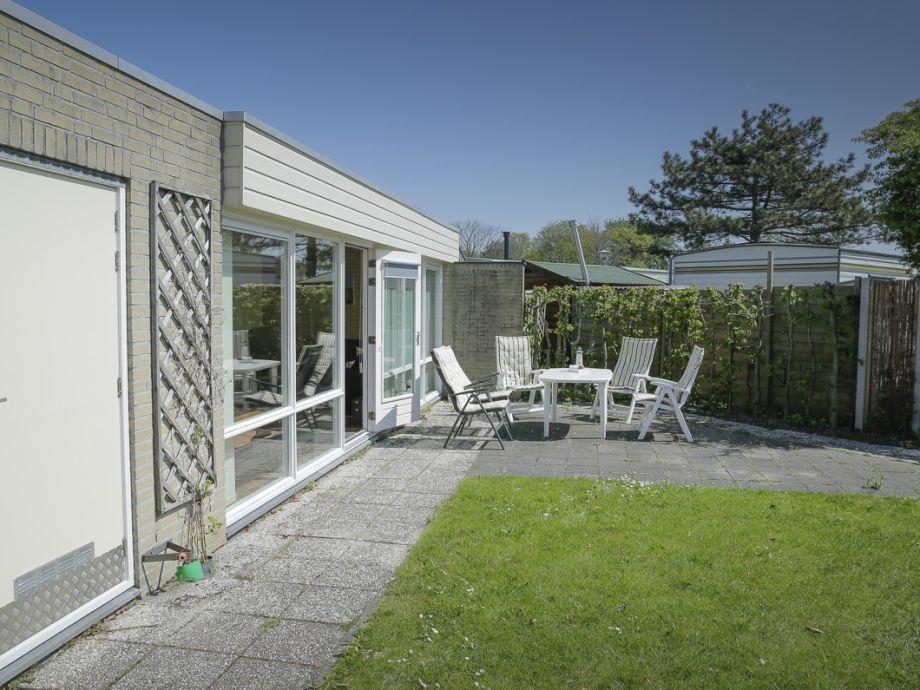 Garten mit 100% Privacy, Schelp 14, Sint Maartenszee